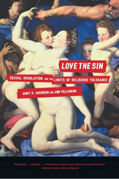 """""""Love the Sin"""" Book Cover"""